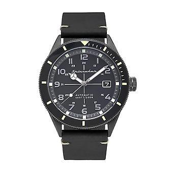 Spinnaker SP-5064-01 Gent's Cahill Black Dial Wristwatch