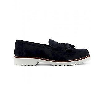 Made in Italia - Schuhe - Mokassins - BRIVIDI_BLU - Damen - Blau - 37