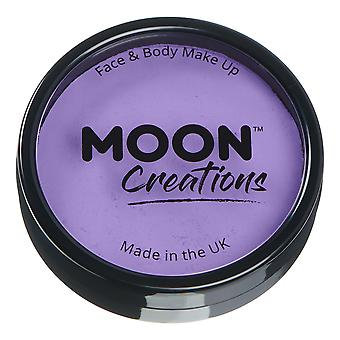 Moon Creations - Pro Face & Body Paint Cake Pots - Lilac