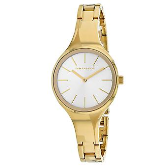 Ted Lapidus Women's Classic Gold Dial Watch - A0722PBIW