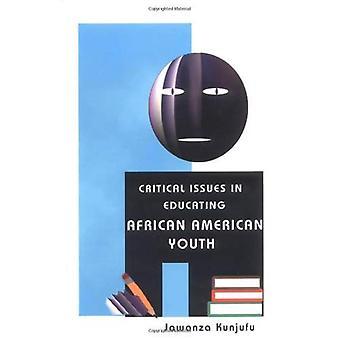 Kritiska problem i att utbilda afrikanska amerikanska ungdomar (ett föredrag med Jawanza)