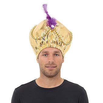 Bristol Novelty Unisex Adults Arabian Style Headdress