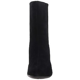 Aerosoles kvinner ' s femte Ave mid kalv Boot, Black Suede, 11 M USA