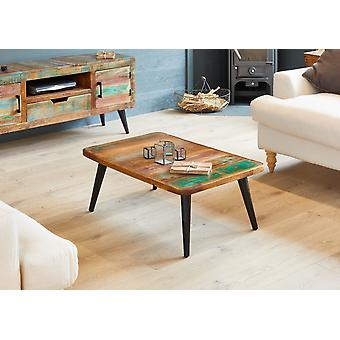 Coastal Chic Wooden Coffee Table - Baumhaus