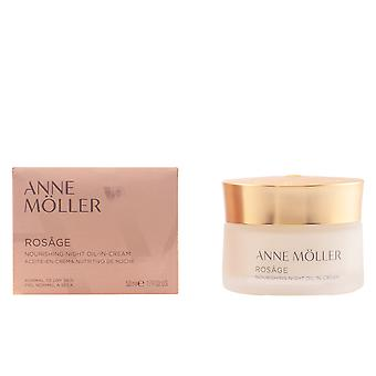 Anne Möller Rosâge Nacht Oil-in-Creme 50 Ml For Women