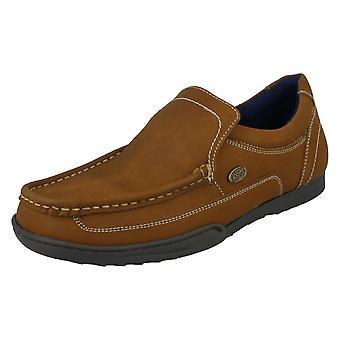 Mens POD Slip On Casual Shoe Potter