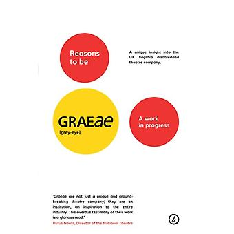 Reasons to be Graeae by Jenny Sealey