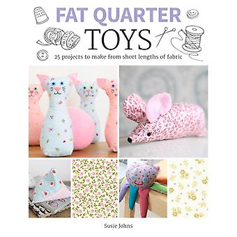 Fat Quarter Toys by Susie Johns