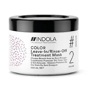 Indola cor leave-in creme de tratamento 200ml