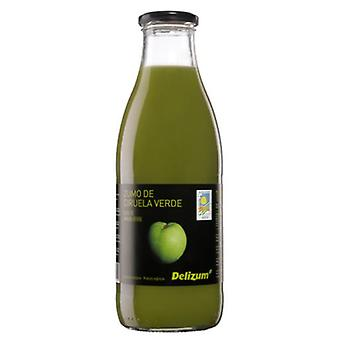 Delizum økologisk blomme juice 1000 ml (kost, drinks)