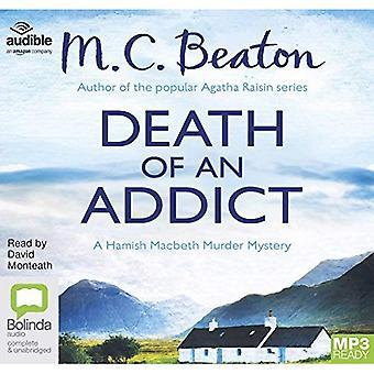 Addiktin kuolema (Hamish Macbeth-murha mysteeri)