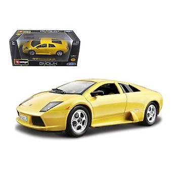 Lamborghini Murcielago Yellow 1/24 Diecast Model Car par Bburago