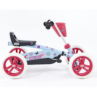 BERG Buzzy Bloom gå Kart för barn