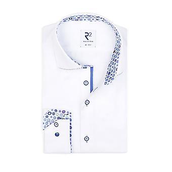 R2 Long Sleeved Shirt White