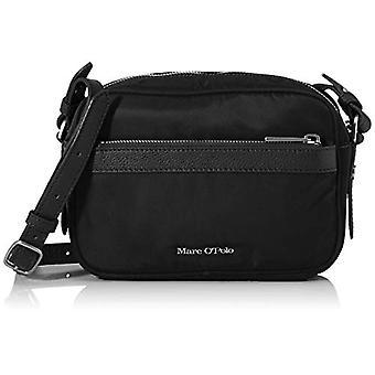 Marc O'Polo 90818300701553 Black Woman shoulder bag (black 990)) 7x16x26 cm (B x H x T)