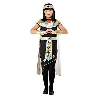 Dievčatá egyptský princezná maškarný kostým