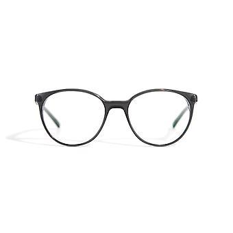Gotti Warell DTM Dark Transparent Moss Glasses