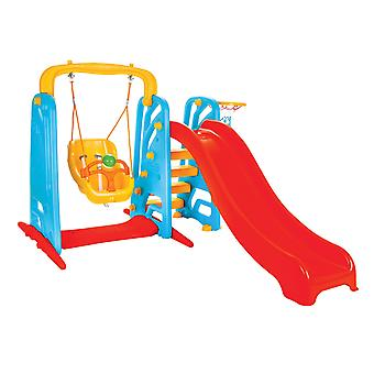 Pilsan Cute Swing en Slide Set
