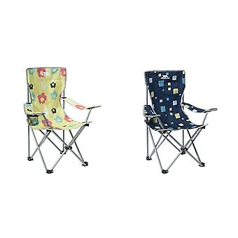 Trespass Childrens/Kids Joejoe Camping Chair With Carry Bag