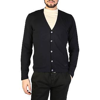 Emporio Armani Original Men All Year Sweater - Blue Color 32843