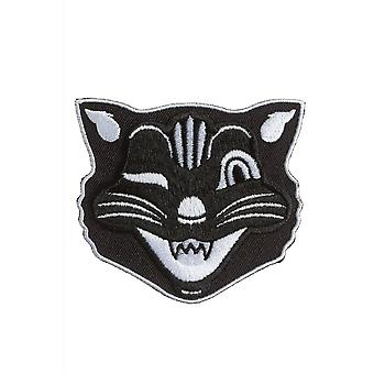 Sourpuss Clothing Jinx The Cat Patch