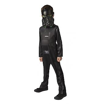 Star Wars Rogue One Childrens/Kids Classic Death Trooper Costume