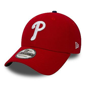 New Era 9Forty Adjustable Curve Cap ~ Philadelphia Phillies