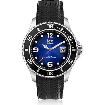 Ice Watch Watch Unisex ICE acier Deep blue Extra large 017329