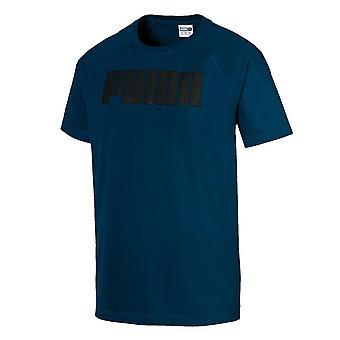 Puma Athletics Tee 58013438 allenamento uomo estivo t-shirt