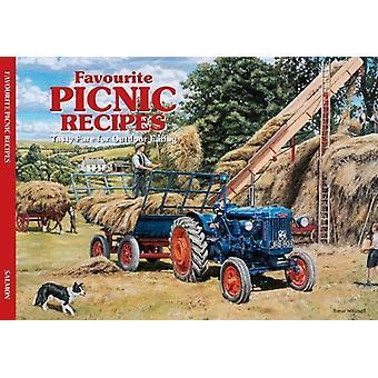 Salmon Favourite Picnic Recipes by Dorrigo - 9781906473778 Book