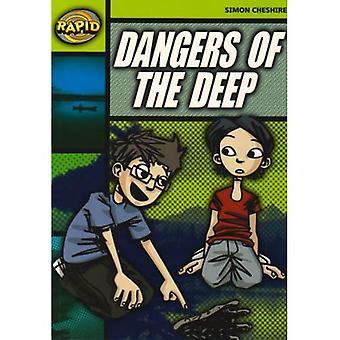 Dangers des profondeurs: étape 6 a (rapide)
