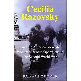 Cecilia Razovsky and American Jewish Rescue Operations from Nazi Germany