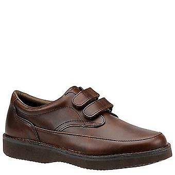 Ultra Walker Mens Quick Grip Casual Walking Leather   Casual Oxfords