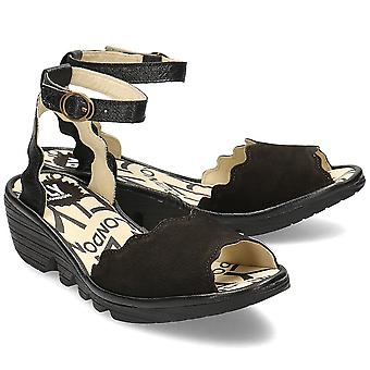 Fly London Pine P501192000 universele zomer vrouwen schoenen
