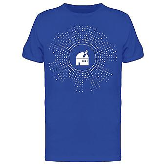 Astronomical Observatory Tee Men's -Image by Shutterstock