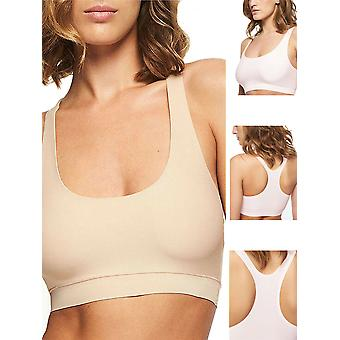 Soft Stretch Crop Top