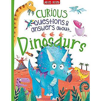 Nyfikna frågor Svar om dinosaurier av Camilla de la Bedo