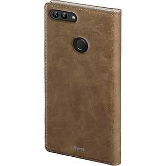 Hama GUARD CASE Booklet Huawei P Smart Brown