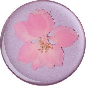 POPSOCKETS PopGrip Premium Mobile phone stand Flowers, Pink