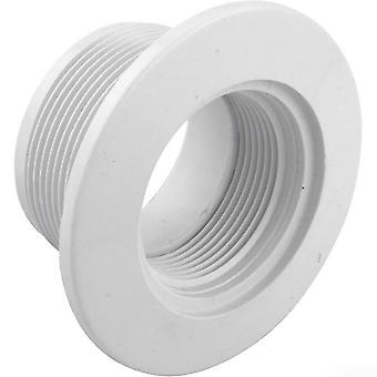 S.R. Smith LNS-2G Gunite Lens Housing Wall Fitting - White