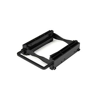 Startech Dual 2.5In Ssd Hdd Mounting Bracket For 3.5 Drive