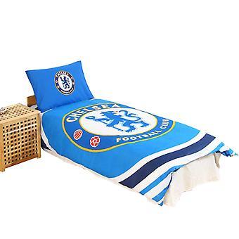 Chelsea FC offizielle Reversible Puls Bettdecke Set