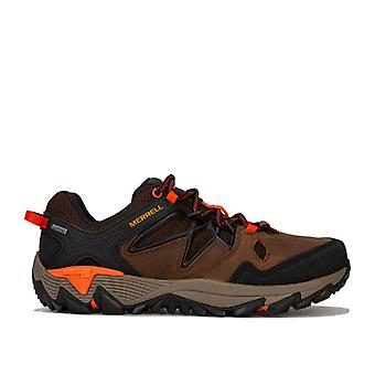 Men's Merrell All Out Blaze 2 GTX Trainers in Brown