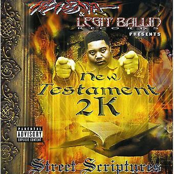 Twista Presents New Testament 2K Street Scriptures - Twista Presents New Testament 2K Street Scriptures [CD] USA import