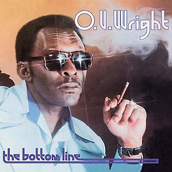 Ov Wright - Bottom Line [CD] USA import