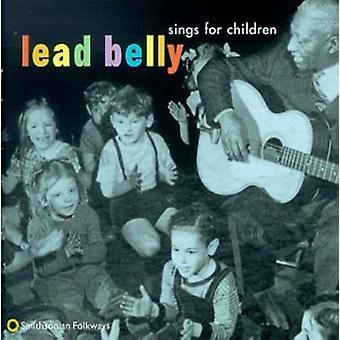 Leadbelly - 子供 [CD] USA 輸入のために歌う