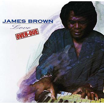 James Brown - Love Over-Due [Vinyl] USA import