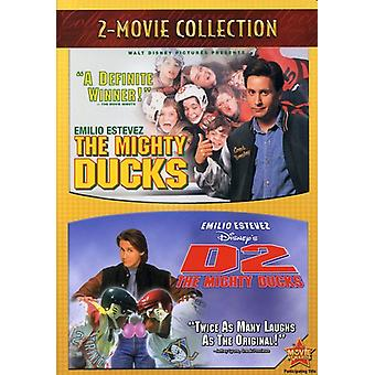 Mighty Duck/D2: Mighty Ducks 2 [DVD] USA import