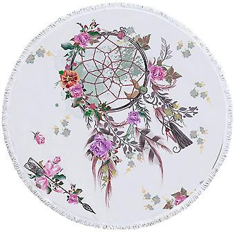 Floral Dream Catcher StrandTuch