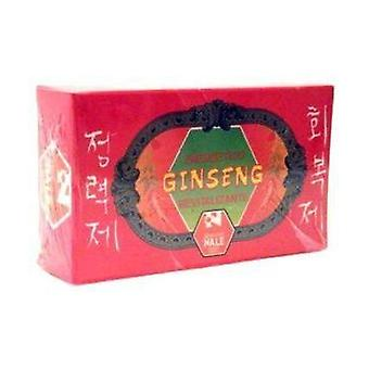 Korean Red Ginseng 30 capsules of 500mg